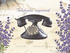 telefonní zápisníky