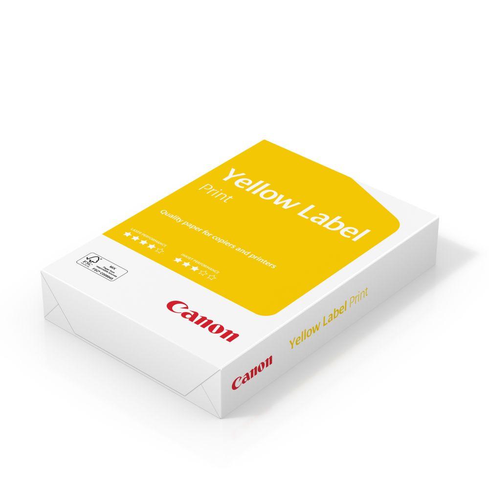 3d8e0de92f2 Papír CANON Yellow Label Print A4 80g 500 5bl WOP513