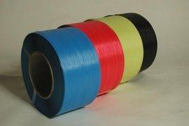 Páska vázací PP 12,0x0,50mm/3000m/1550N/d400/18