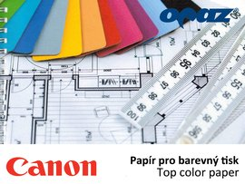 COPY Canon Top Colour Paper   1067x50m/90g  LFM090