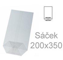 Sáček tatrafán 200 x 360/100, křížové