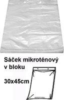 Sáček MI 300x450/0.012/A/50/ 45bl/