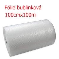 Fólie bublinková 100cm/100m