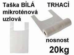 Taška trhací MI 20kg/100, bílá