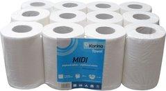 Ručník papírový PK MIDI 2vrst./š20cm/celuloza, 12rol/bal