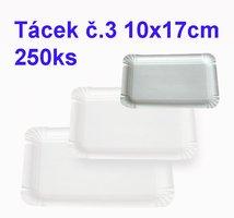 Tácek-papír č.3 (8bl á 250ks)