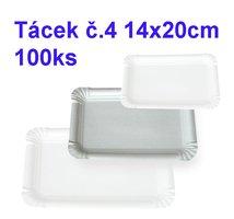 Tácek-papír č.4 (10bl á 100ks)