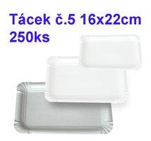 Tácek-papír č.5 (4bl á 250ks)