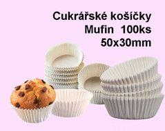 Košíčky cukrářské 5 x 3 Muffin 100ks     65550