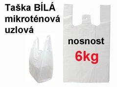Taška MI  6 kg/28+14x48/2000/100/bílá/