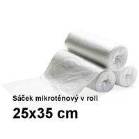 Sáček MI 25x35 ( 7500 role 500 ks) 8my