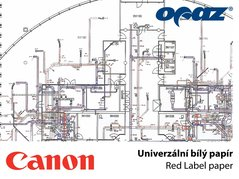 COPY Canon Red Label   841x175m/75g/24   LFM054