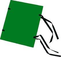 Spisové desky A4 barevné, zelené, 1320g, HIT 311.02
