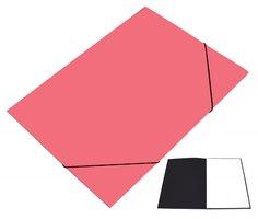 Mapa odkládací 250 s gumičkou PREŠPÁN HIT, růžová, 350g, 1ks/20, 132.07