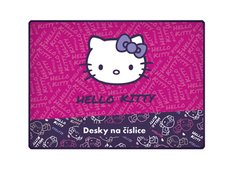 Desky A5 - číslice Hello Kitty 1-179 doprodej