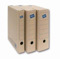 Archivní krabice Board Natur HIT, 33x26x7,5cm, 1ks/20, 278.75