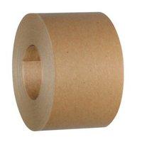 Páska lepící papírová 50mm/25m, hnědá, navlhčovací