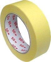 Páska lepící krepová 30mm/50m, krycí