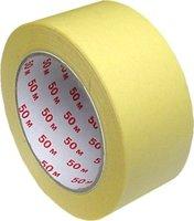 Páska lepící krepová 50mm/50m, krycí