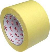 Páska lepící krepová 75mm/50m, krycí