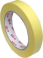 Páska lepící krepová 19mm/50m, krycí