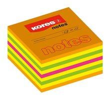 Bloček samolepící KORES CUBE, 75x75mm, 450 listů, 48465.01