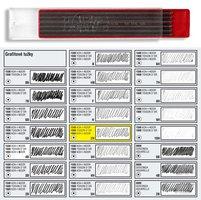 TUHA versatilky TOISON DOR  2H 4190   2,0mm/6ks