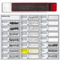 TUHA versatilky TOISON DOR  4H 4190   2,0mm/6ks