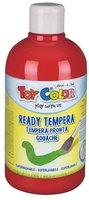 Barvy TEMPERA Toy color 500ml světle červená 08