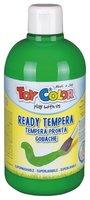 Barvy TEMPERA Toy color 500ml zelená 12
