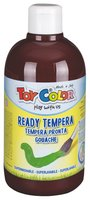 Barvy TEMPERA Toy color 500ml hnědá 22
