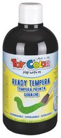 Barvy TEMPERA Toy color 500ml černá 24