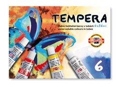 Barvy TEMPERA ( 6ks)                   162547