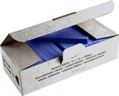 Křída ŠKOLNÍ modrá, 100ks 112503