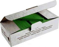 Křída ŠKOLNÍ zelená, 100ks 112504