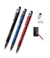 Pero kuličkové CONCORDE Soft, dotykové, mix barev A3560