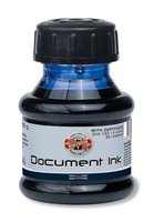 Inkoust DOKUMENTNÍ 50ml/černá 141601