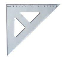 Trojúhelník 45/16cm s ryskou CCP2007