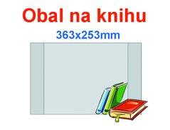 Obal na knihu 363x253mm