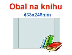 Obal na knihu 433x246mm