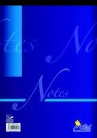 Blok A4 šitý 14050/4b (čistý)          NOTES