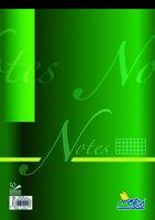 Blok A4 šitý 14055/4b (čtvereček) 5x5  NOTES
