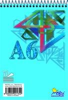 Blok A6 spirála 16070/1b (čistý)       NOTES