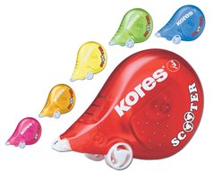 Korektor KORES SCOOTER 4,2mm/8m (colour) 84473