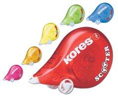 Korektor KORES SCOOTER 4,2mm/8m (colour) 84873