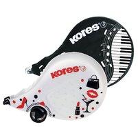 Korektor SCOOTER BLACK WHITE KORES 4,2mmx8m 84972