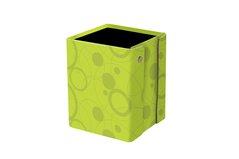 Kelímek na tužky lamino NEO COLORI zelená 8-00318