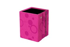 Kelímek na tužky lamino NEO COLORI růžová 8-00118