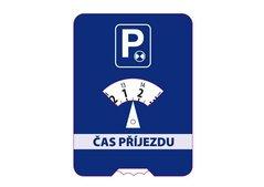 Hodiny parkovací