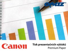 PLOT Canon Premium paper   914x30m/130g/25   IJM123